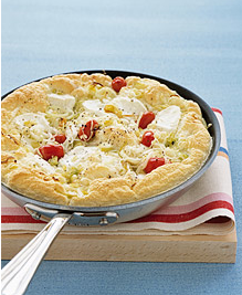 screen shot 2011 03 30 at 10 28 43 pm Leek & Tomato Frittata