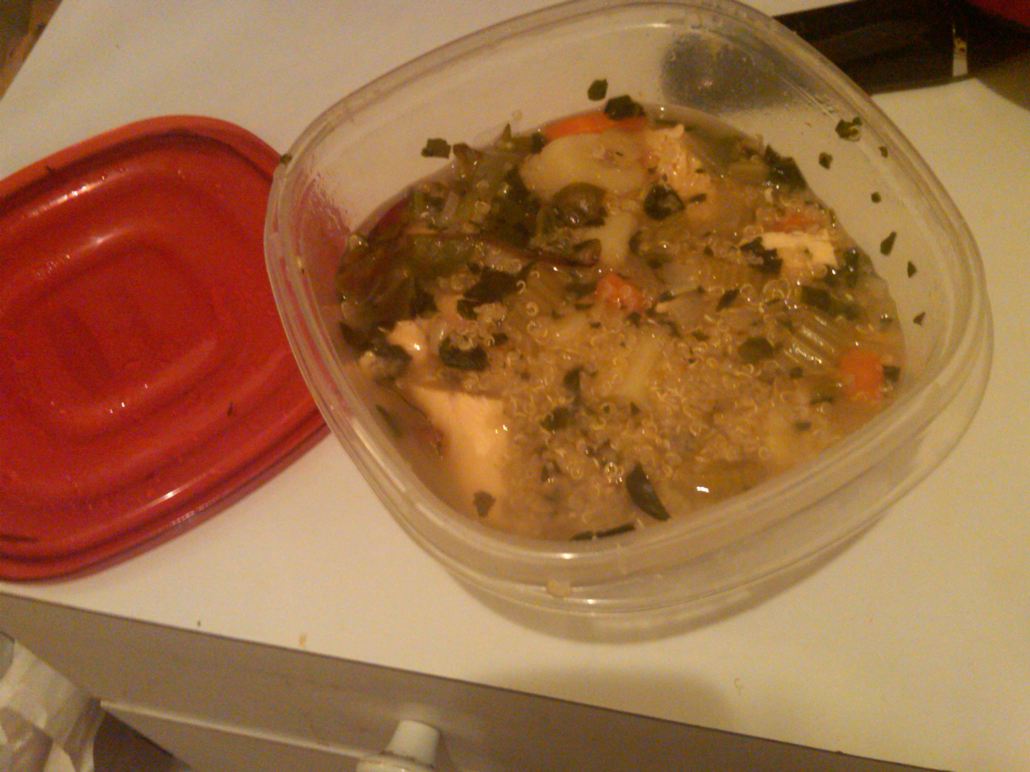 quinoa soup quinoa chicken vegetable soup