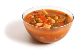vegetable soup polychromatic vegetable soup