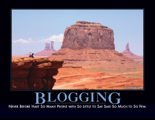 blogging why i will never be a famous blogger